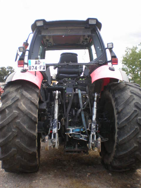 TRACTEUR SAME IRON160