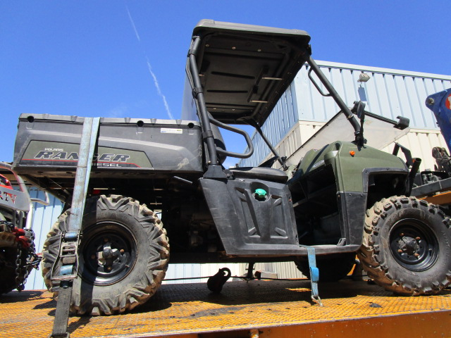 QUAD POLARIS RANGER 800