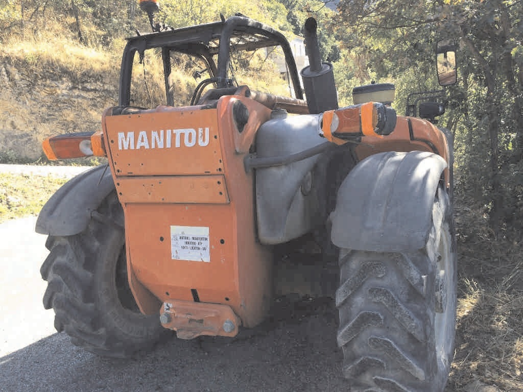 TELESCOPIQUE MANITOU MT1030ST