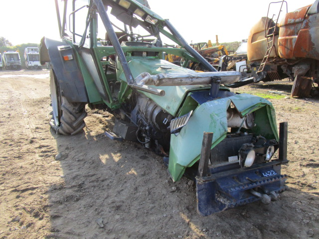 TRACTEUR DEUTZ DX 110 AN