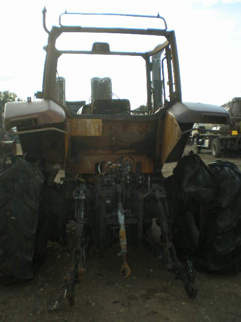 TRACTEUR CASE MX110
