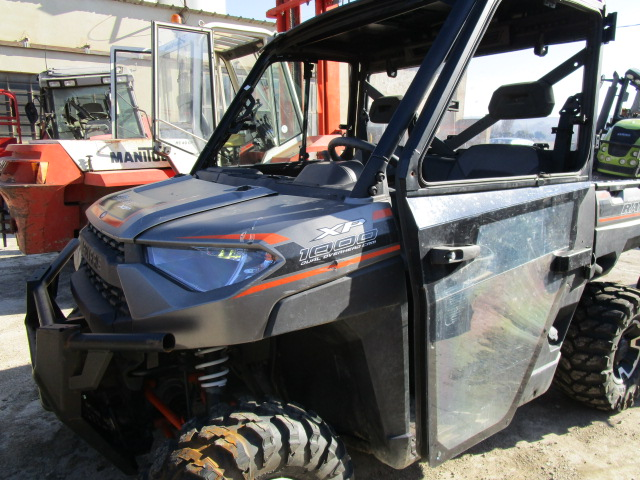 QUAD POLARIS RANGER 1000