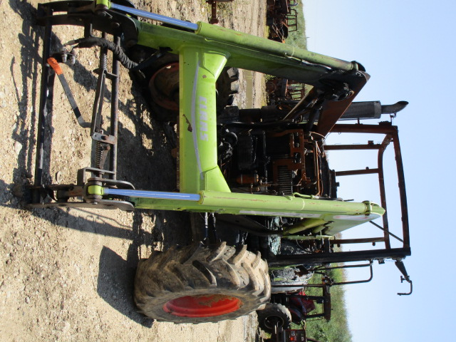TRACTEUR CLAAS ARION 410