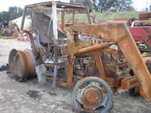 TRACTEUR CASE CS94 - 9055