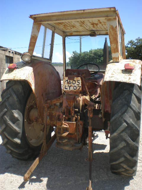 TRACTEUR INTERNATIONAL 523