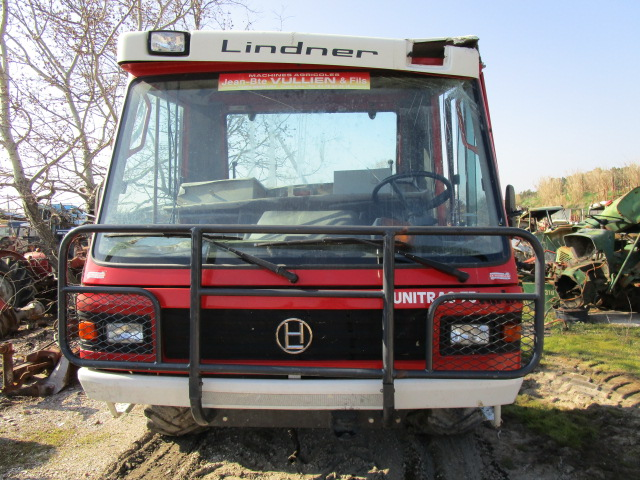 TRANSPORTEUR LINDNER UC 75 TURBO