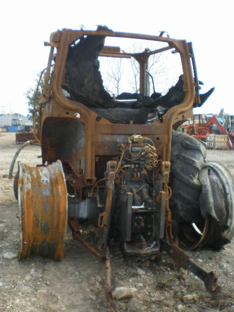 TRACTEUR NEW HOLLAND T6020