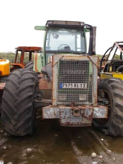 TRACTEUR FENDT FAVORIT 816