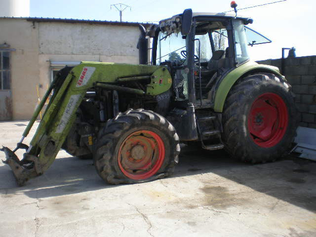TRACTEUR CLAAS ARION 430