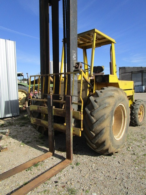 CHARIOT ELEVATEUR MANITOU MB210