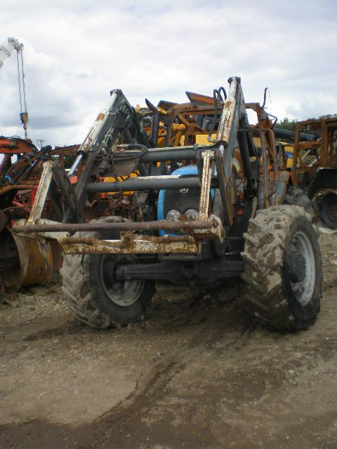 TRACTEUR LANDINI POWERFARM 110