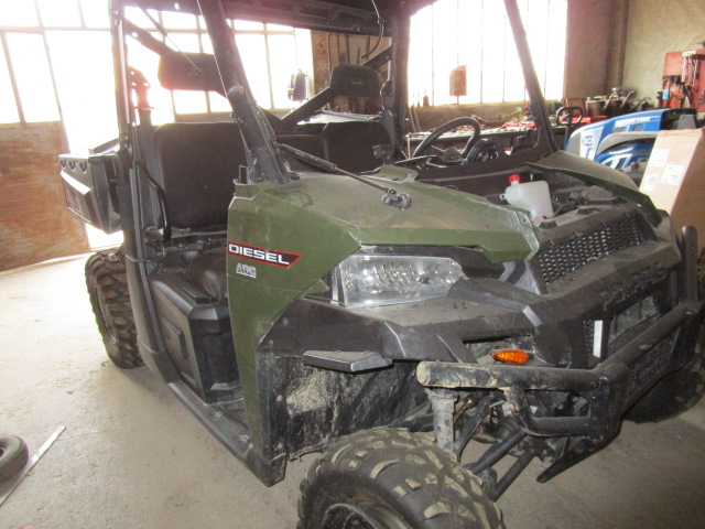 QUAD POLARIS RANGER