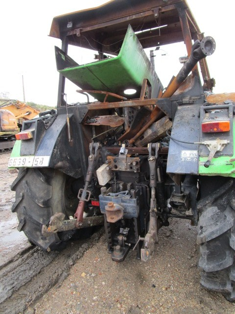 TRACTEUR DEUTZ DX 6-30